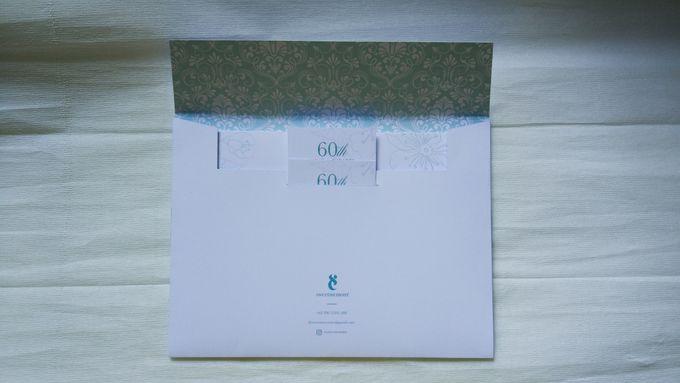 Ishak & Minarni 60th Wedding Anniversary Invitation by Sweet Memoire - 005