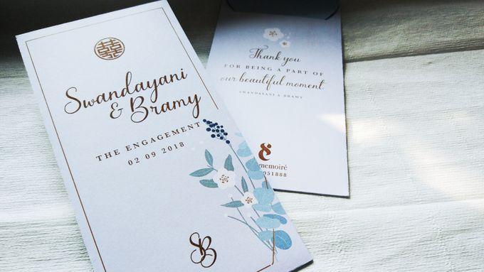 Bramy & Swandayani Engagement Custom Hongbao by Sweet Memoire - 003