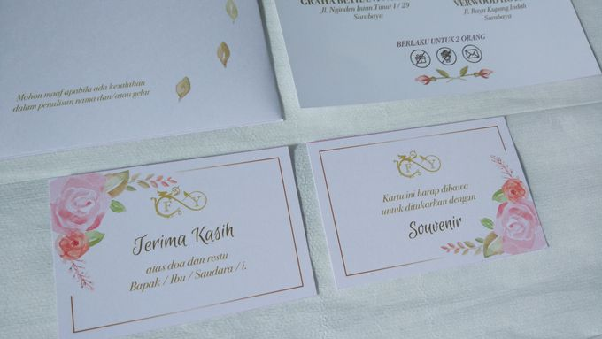 Febry & Yessica Wedding Invitation by Sweet Memoire - 002