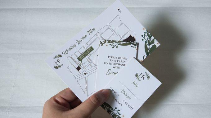 Hari & Ribka Wedding Invitation by Sweet Memoire - 006