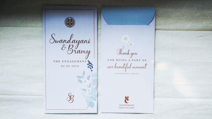 Bramy & Swandayani Engagement Custom Hongbao by Sweet Memoire - 002