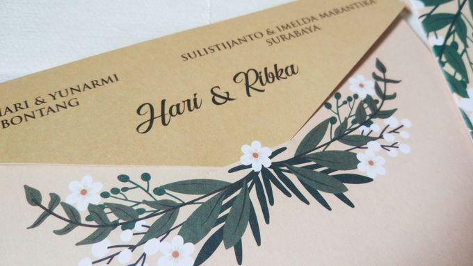 Hari & Ribka Wedding Invitation by Sweet Memoire - 004