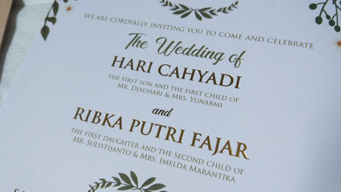 Hari & Ribka Wedding Invitation by Sweet Memoire - 005