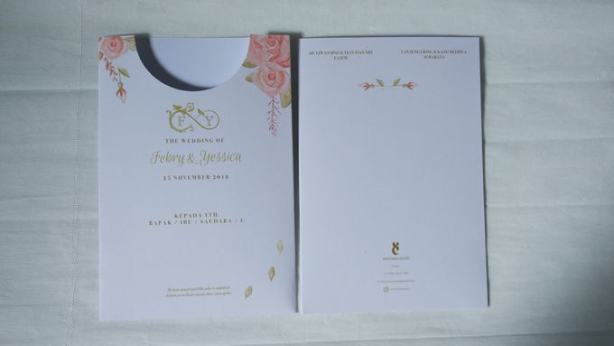 Febry & Yessica Wedding Invitation by Sweet Memoire - 004