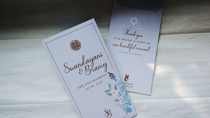 Bramy & Swandayani Engagement Custom Hongbao by Sweet Memoire - 001