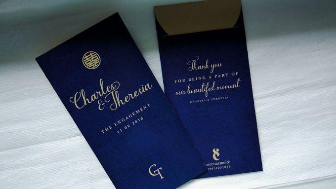 Charles & Theresia Engagement Custom Hongbao by Sweet Memoire - 001