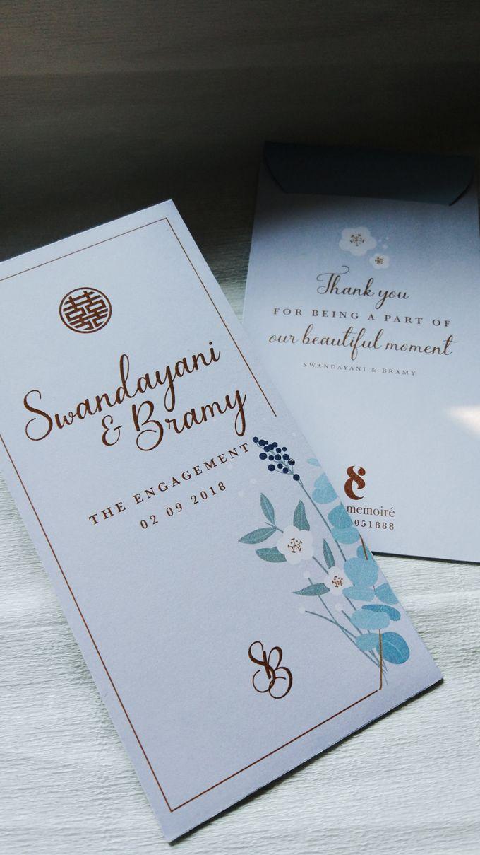 Bramy & Swandayani Engagement Custom Hongbao by Sweet Memoire - 004