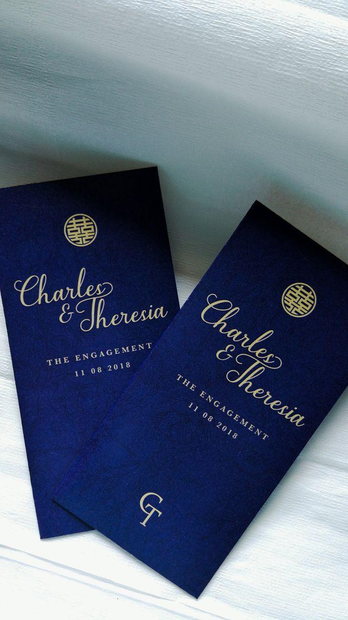 Charles & Theresia Engagement Custom Hongbao by Sweet Memoire - 002