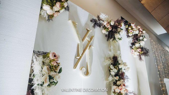 Yuri & Jessica Wedding Decoration by Valentine Wedding Decoration - 022