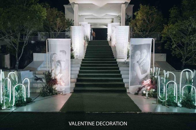 Aldo & Ghea Wedding Decoration by HOUSE OF PHOTOGRAPHERS - 042