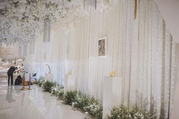 Gerryn & Vania Wedding Decoration by Valentine Wedding Decoration - 024