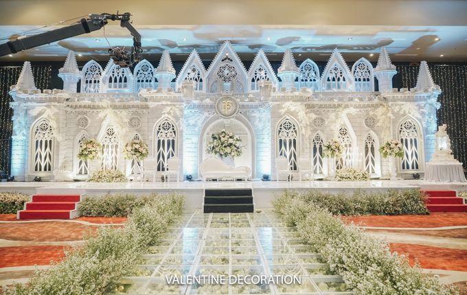 Frans & Dessy Wedding Decoration by Cynthia Tan - 004