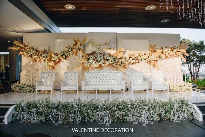 Rivaldy & Naomi Wedding Decoration by Bramanta Wijaya Sposa - 004