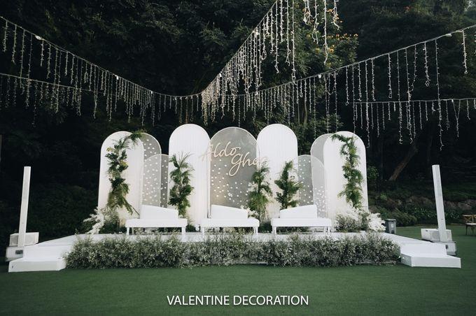 Aldo & Ghea Wedding Decoration by HOUSE OF PHOTOGRAPHERS - 024