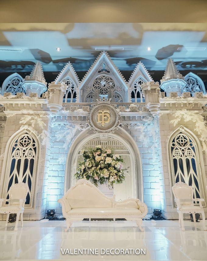 Frans & Dessy Wedding Decoration by Cynthia Tan - 006