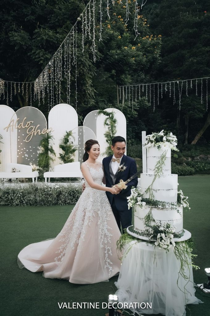 Aldo & Ghea Wedding Decoration by HOUSE OF PHOTOGRAPHERS - 027