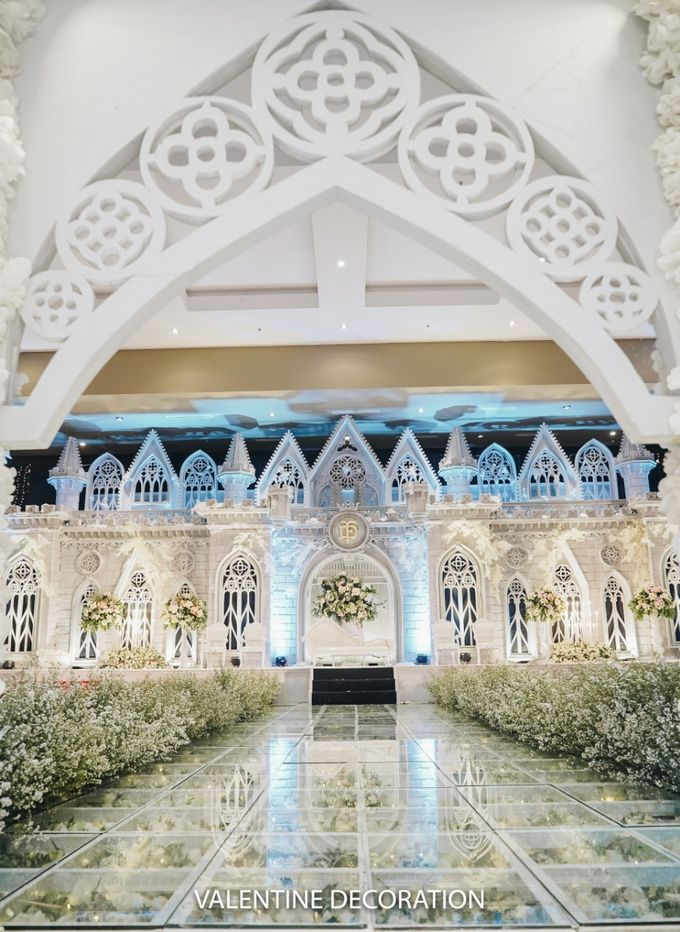Frans & Dessy Wedding Decoration by Cynthia Tan - 007
