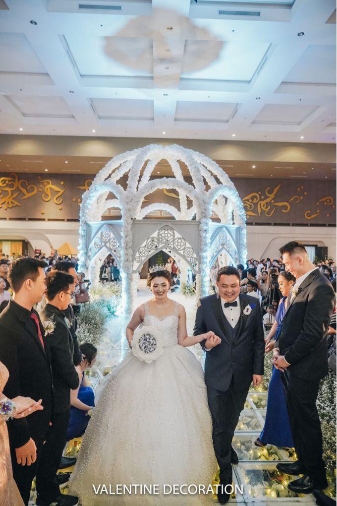 Frans & Dessy Wedding Decoration by Cynthia Tan - 011