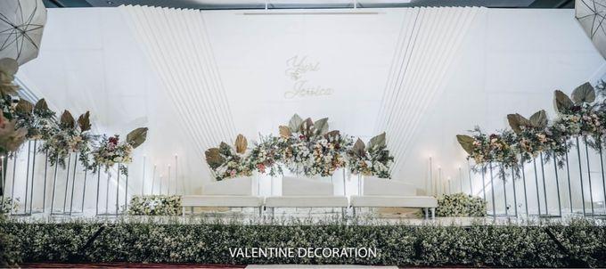 Yuri & Jessica Wedding Decoration by Valentine Wedding Decoration - 010
