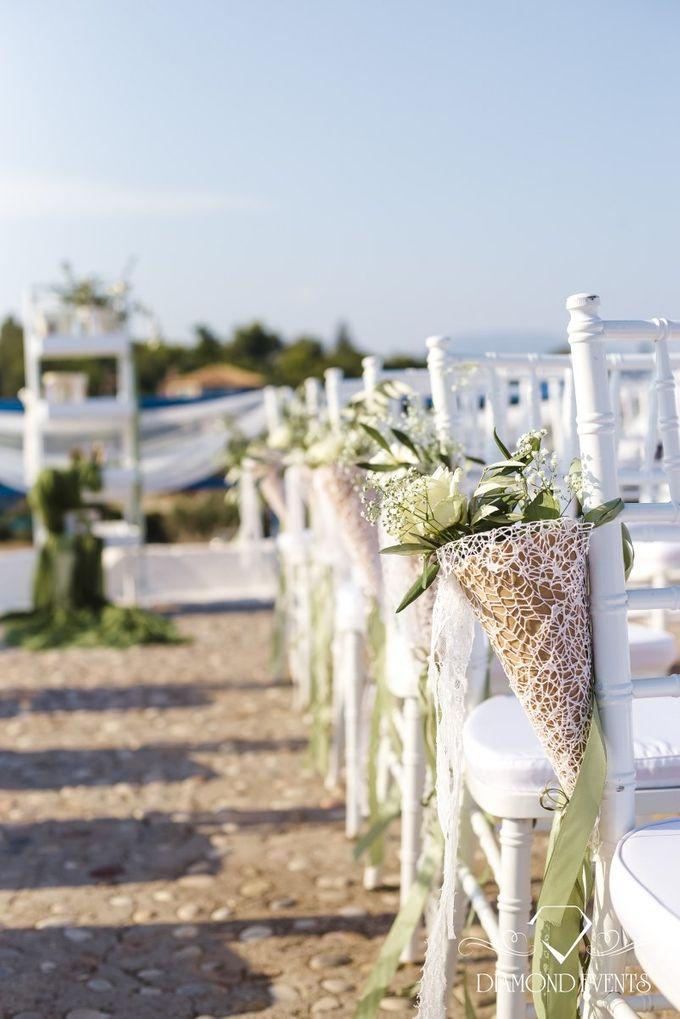 Romantic wedding in a vhapel by Diamond Events - 022