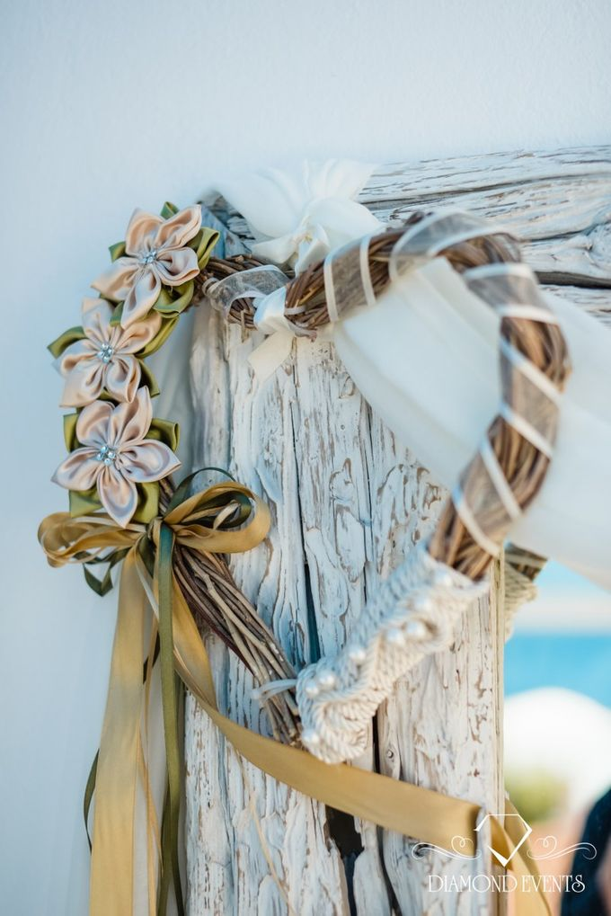 Romantic wedding in a vhapel by Diamond Events - 015