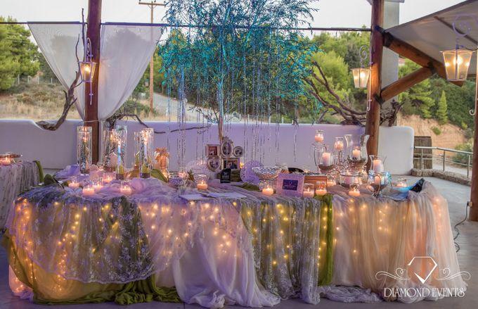 Romantic wedding in a vhapel by Diamond Events - 006