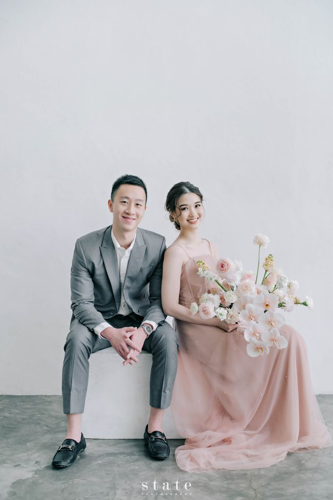 Prewedding - Wisaka & Monica by State Photography - 007