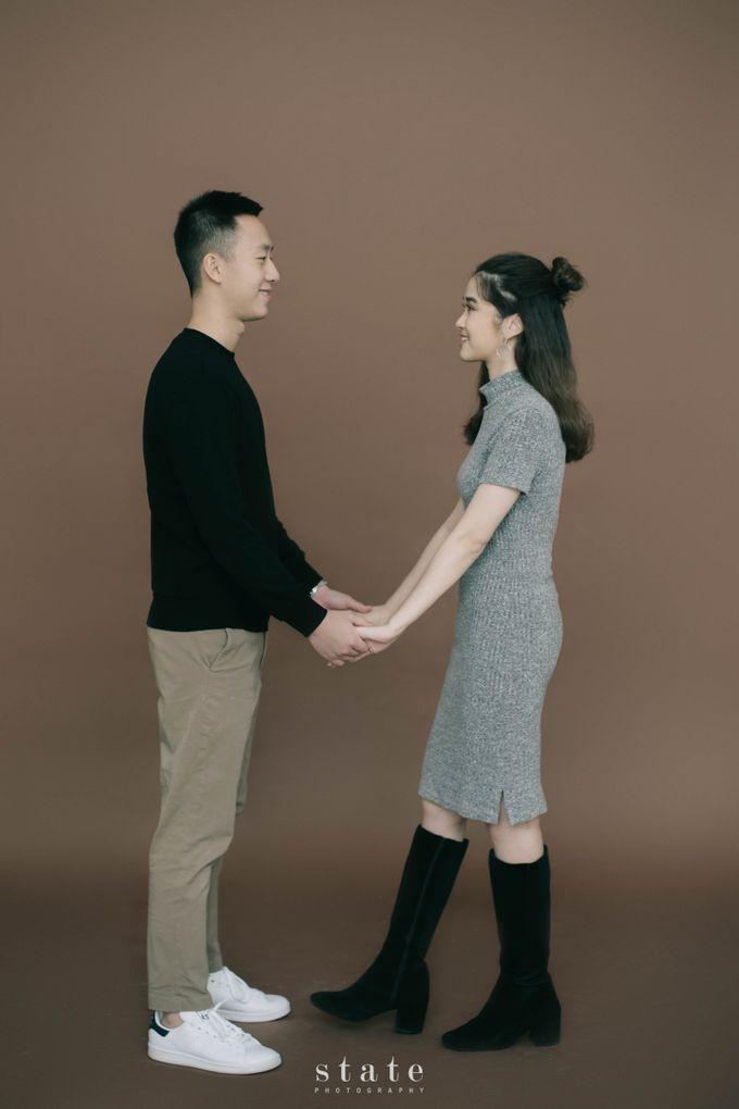Prewedding - Wisaka & Monica by State Photography - 017