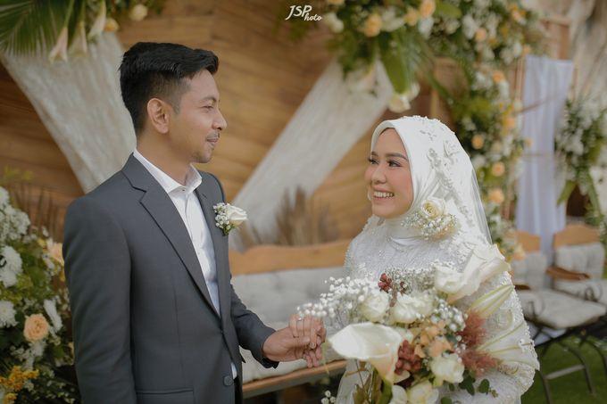 The Wedding of Dila & Imam di Villa Vii by Decor Everywhere - 048