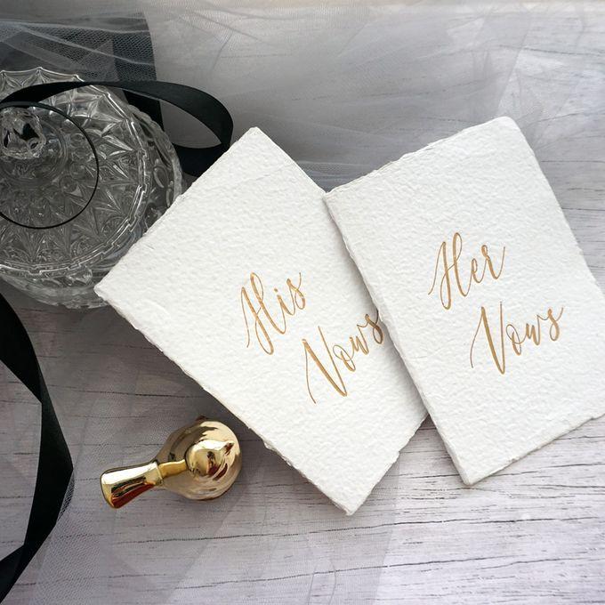Wedding Stationery by Hummingbird Studio - 002