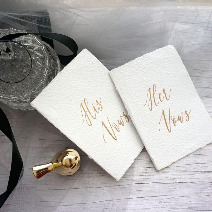 Wedding Stationery by Hummingbird Studio - 001