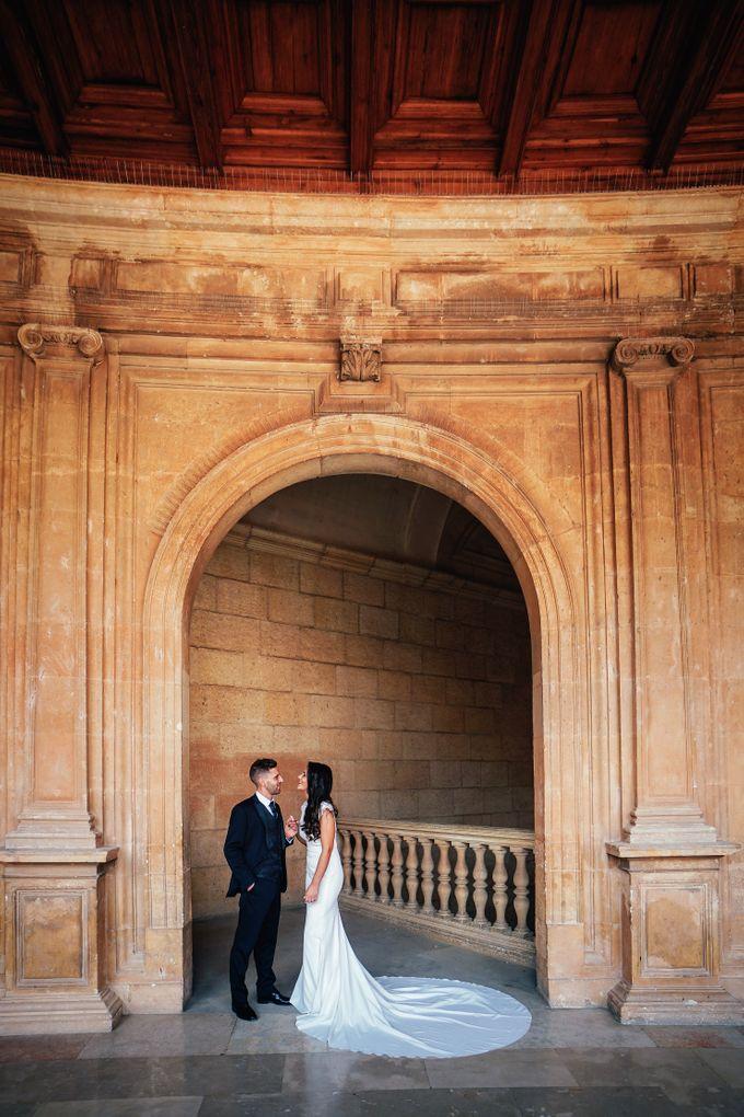 Alhambra Wedding by WedFotoNet - 005