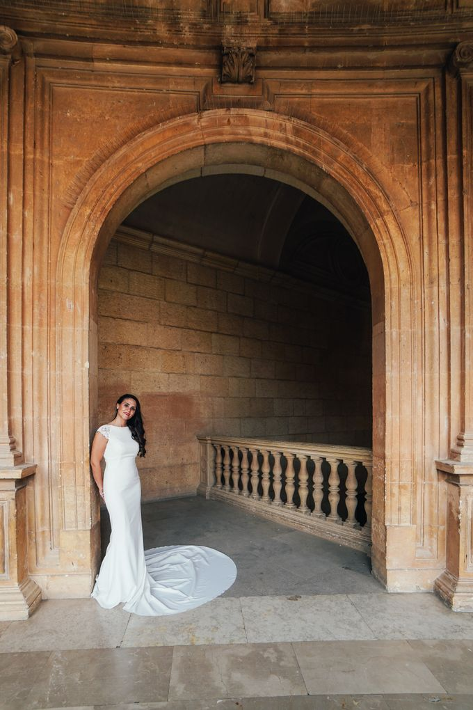 Alhambra Wedding by WedFotoNet - 006