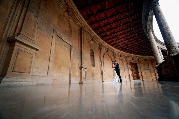Alhambra Wedding by WedFotoNet - 007