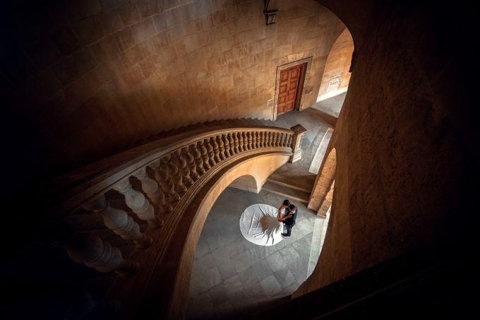 Alhambra Wedding by WedFotoNet - 008