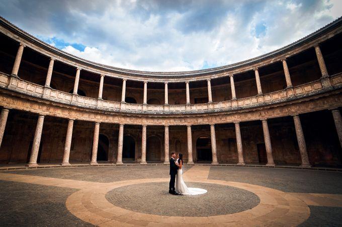 Alhambra Wedding by WedFotoNet - 003