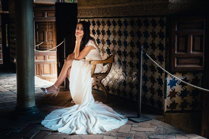 Alhambra Wedding by WedFotoNet - 020