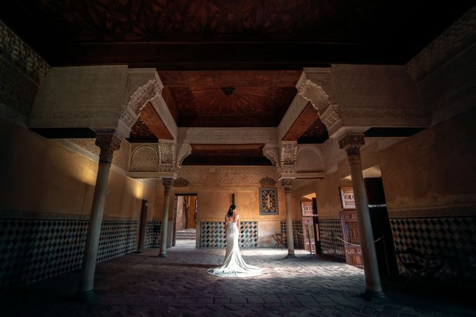Alhambra Wedding by WedFotoNet - 004