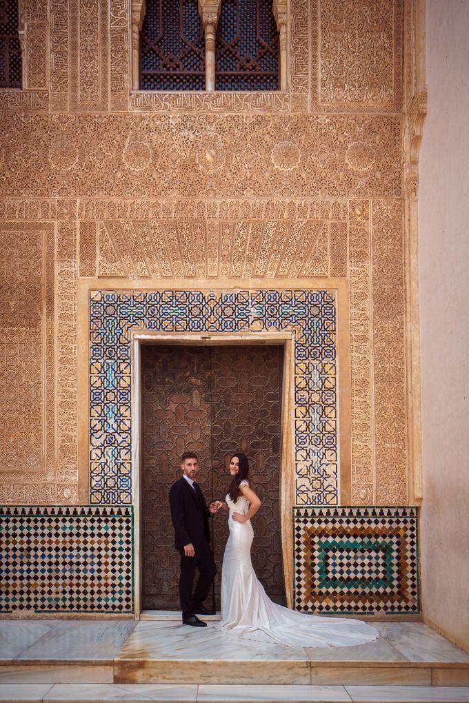 Alhambra Wedding by WedFotoNet - 009