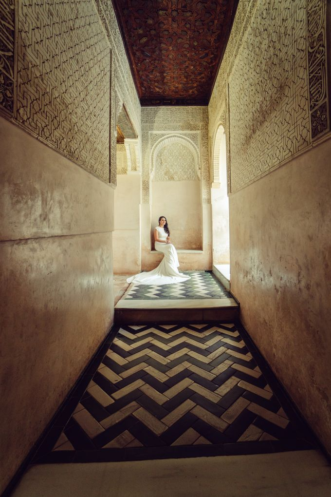 Alhambra Wedding by WedFotoNet - 010