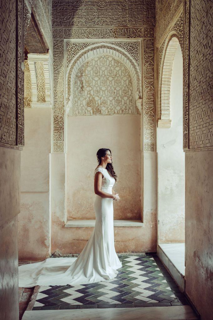 Alhambra Wedding by WedFotoNet - 011