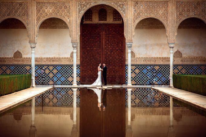 Alhambra Wedding by WedFotoNet - 001