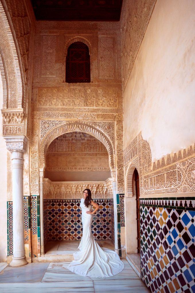 Alhambra Wedding by WedFotoNet - 013