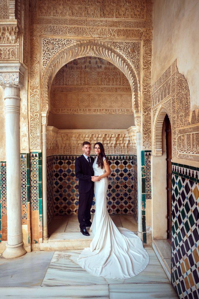 Alhambra Wedding by WedFotoNet - 014