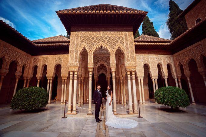 Alhambra Wedding by WedFotoNet - 002