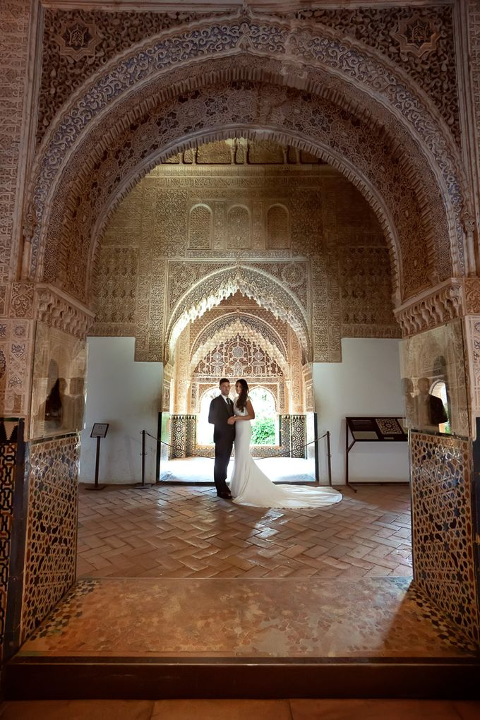 Alhambra Wedding by WedFotoNet - 017