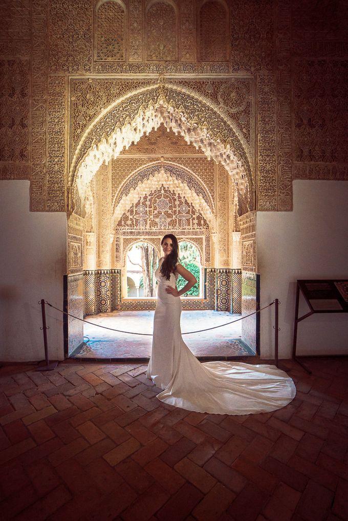Alhambra Wedding by WedFotoNet - 018