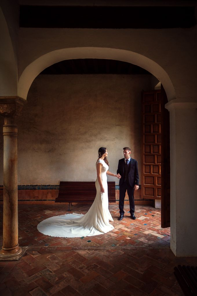 Alhambra Wedding by WedFotoNet - 015
