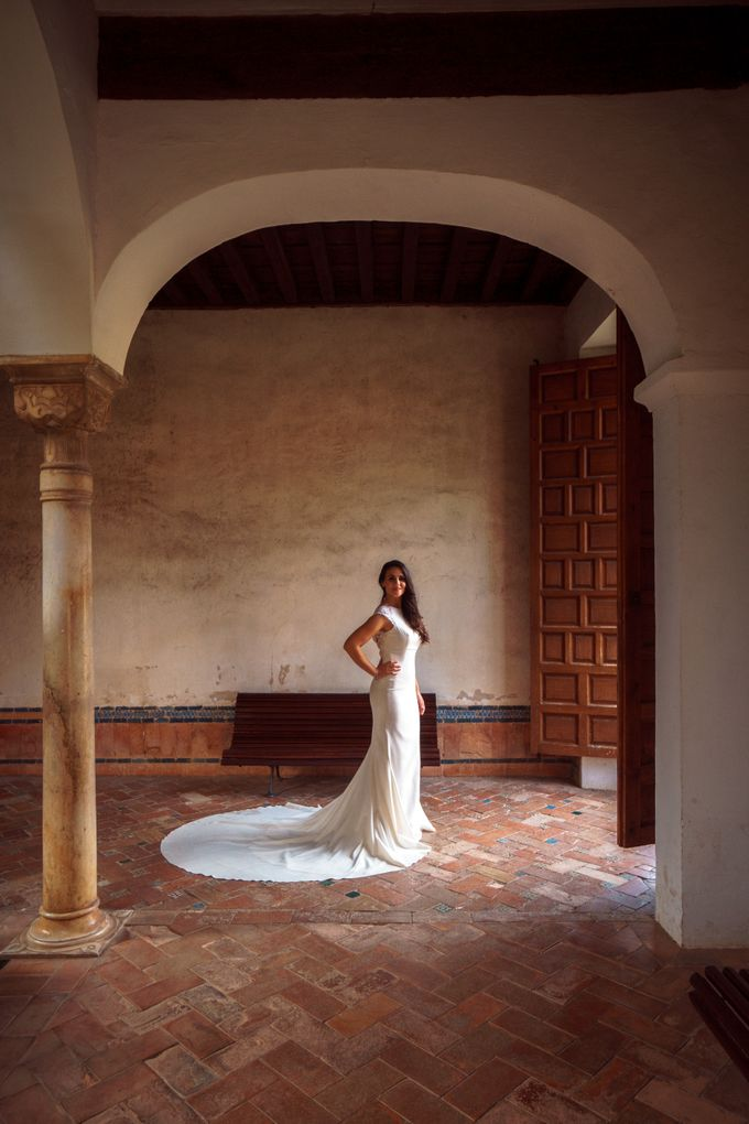 Alhambra Wedding by WedFotoNet - 016