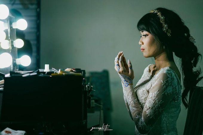 Hairdo Modern by iir bahari professional makeup and wedding - 004